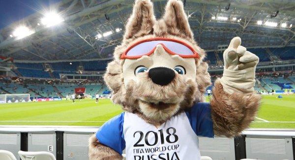 ФИФА показала лучший момент дня на ЧМ-2018