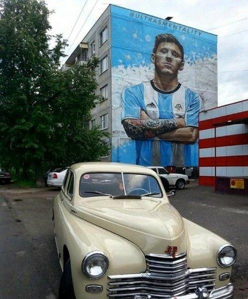 Оскорбивший россиянку футбольный фанат из Аргентины попросил у нее прощения