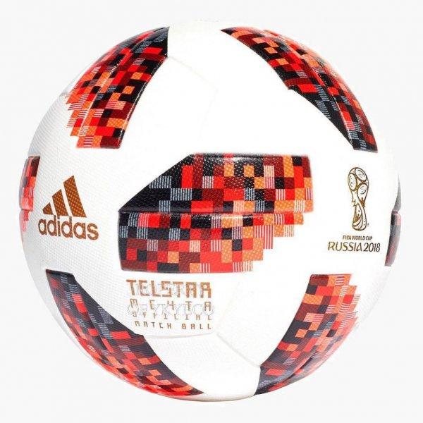 ФИФА показала официальный мяч плей-офф ЧМ-2018 в России