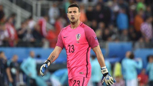 Хорватский вратарь расплакался во время брифинга в Сочи