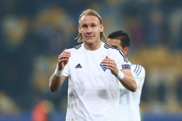 Украина вступилась за восславившего ее игрока сборной Хорватии по футболу
