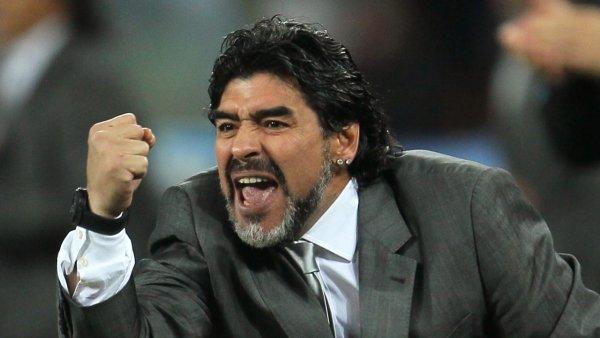 Марадона считает пенальти в финале ЧМ по футболу незаслуженным
