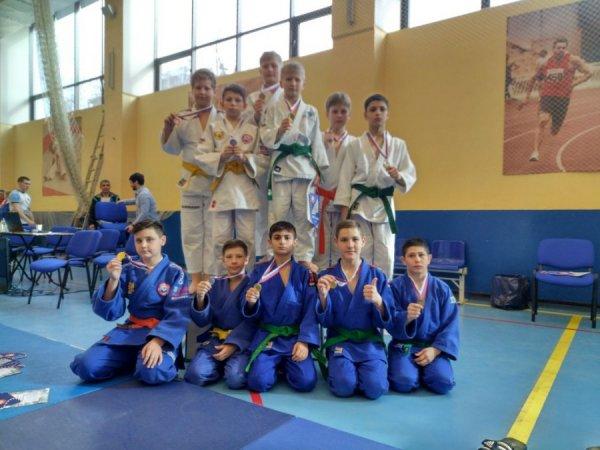 Группа «РМК» поддержала Чемпионат Европы по дзюдо