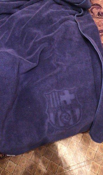 Житель Москвы продавал «полотенце Месси» за 1,5 млн рублей