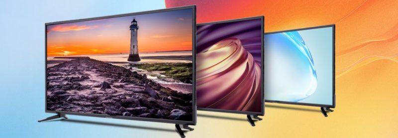 Большой выбор телевизоров по выгодным ценам
